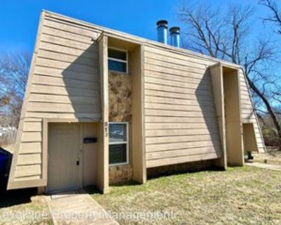 513 Sinclair Dr, Norman, OK 73071 2 Bedroom House