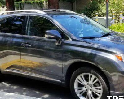 2011 Lexus RX RX 450h