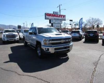 2019 Chevrolet Silverado 3500HD LTZ Crew Cab Long Box 4WD