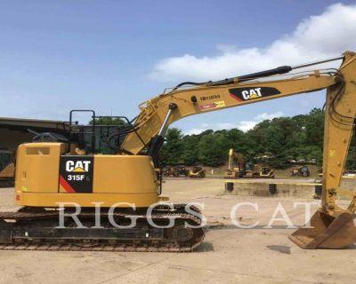 2018 CATERPILLAR 315F Excavators