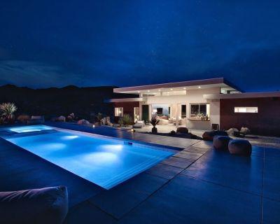 Skyhouse Joshua Tree: Private Villa With Pool/spa - Joshua Tree