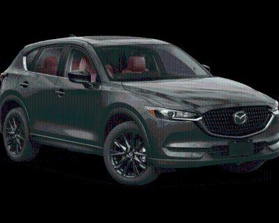 New 2021 Mazda CX-5 Carbon Edition Turbo AWD 4D Sport Utility
