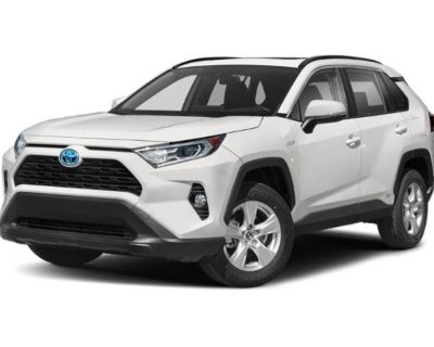 Pre-Owned 2020 Toyota RAV4 Hybrid XLE AWD 4D Sport Utility