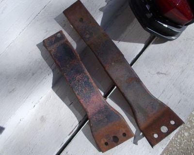 Vintage Model A Coupe Brackets 1930 1931 Ford Rat Hot Rod Gasser 28 29 30 31