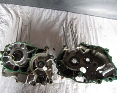 99 Honda Cmx 250 Rebel Engine Cases