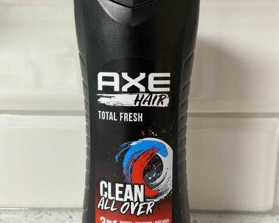 Axe hair 3 in 1