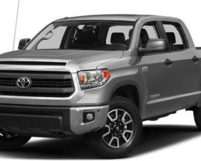 2016 Toyota Tundra SR5