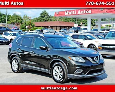 Used 2015 Nissan Rogue S 2WD
