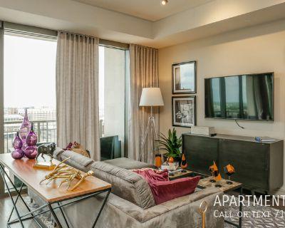 1 month free!elegant luxury Downtown Houston apartments