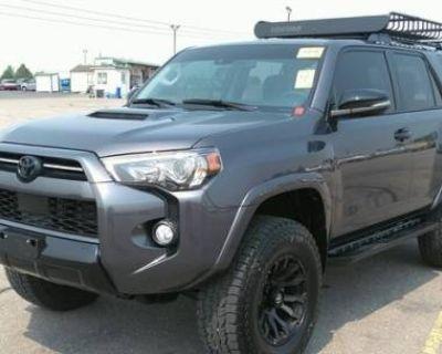 2020 Toyota 4Runner Venture