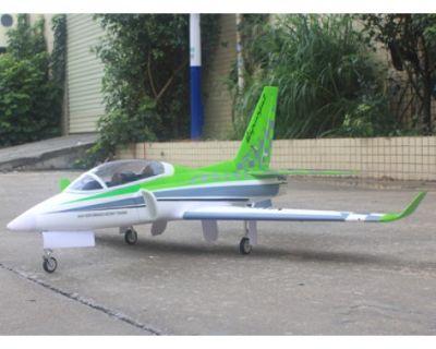 NIB 90mm EDF Viper Jet V2 - Taft Hobbies 6S PNP (Green scheme)