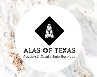 Alas of Texas Weekly Estate Auction