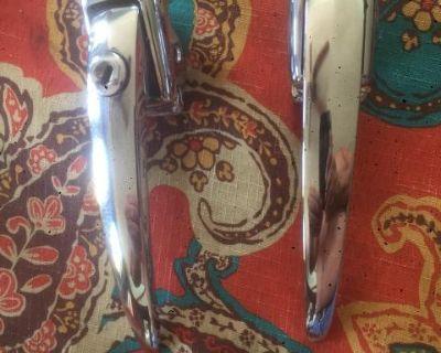 Early 58-59 ice pick door handle