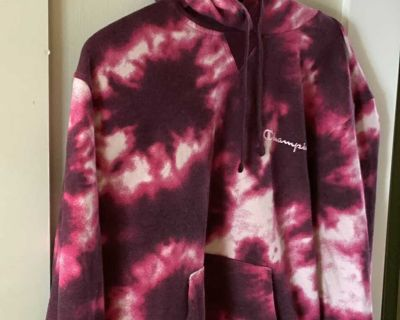 Almost new Champion Hoodie
