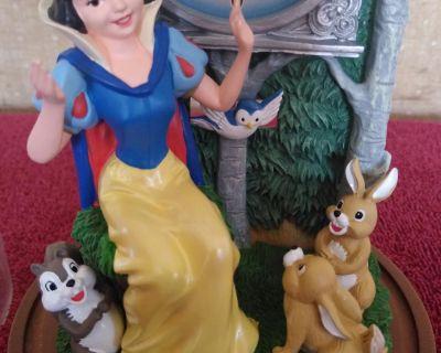 Disney Snow White Anniversary Clock