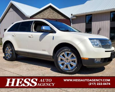 Used 2008 Lincoln MKX FWD 4dr