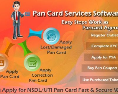 Pancard Software for B2B Business