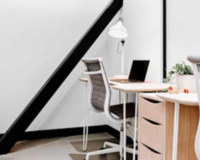 Team Office for 2 at neu.works @ Cherry Creek North