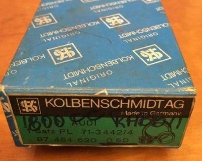 NOS Rod Bearing Set Kolbenschmidt (068 198 505)
