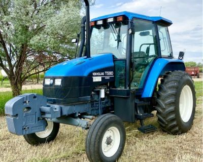 Amazing Berthoud Colorado Farm Sale with Tractors, Horse Saddles, Farm Equipment and So Much More!