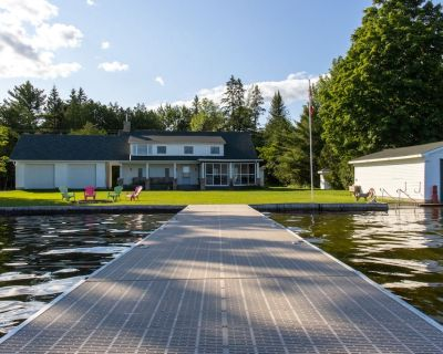Balsam Lake Cottage w/ 150' of Private Waterfront: near Marinas, Parks, & Trails - Victoria Road