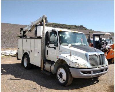 2013 INTERNATIONAL DURASTAR 4300 Service, Mechanics, Utility Trucks Truck