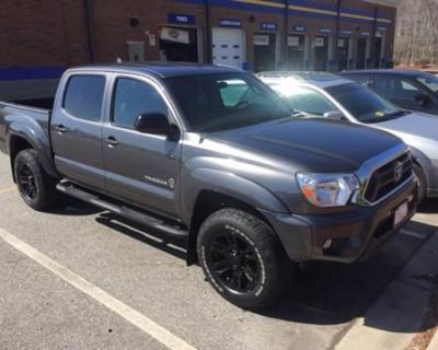 2015 TOYOTA TACOMA PreRunner Double Cab V6 5AT 2W 46831