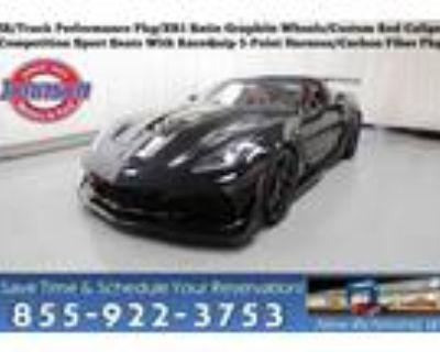 2019 Chevrolet Corvette Black, 17K miles