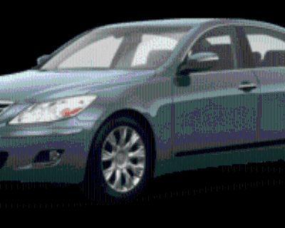 2009 Hyundai Genesis 4.6