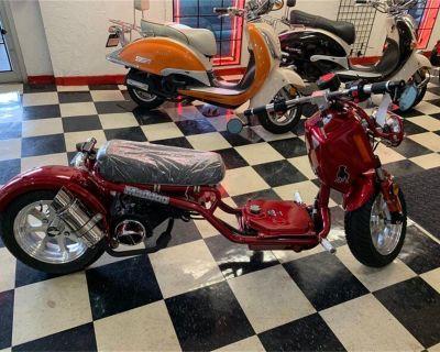 2019 Custom Motorcycle