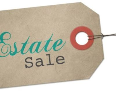 Estate On Douglas Road May 13th, 14th, & 15th