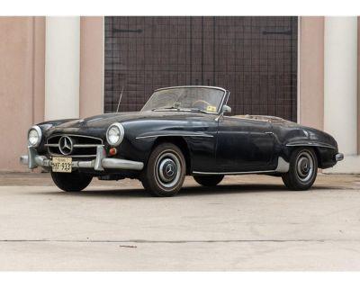 1963 Mercedes-Benz 190SL