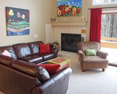 Lovely 2 Bdrm Loft, 2 Bath Trout Creek Condo #113. On-Site Pools, Tennis. Free Shuttle to Nubs Nob - Harbor Springs