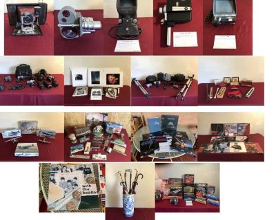 Auction - A Blast from the Past - Vintage Collectibles