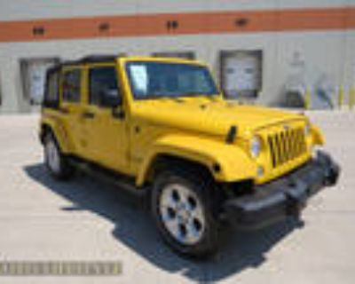 Repairable Cars 2015 Jeep Wrangler Unlimited for Sale