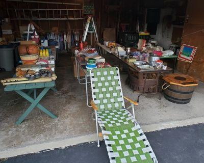 Garage Sale, Sat. Sept 11, 8:00-3:00, Wood Dale
