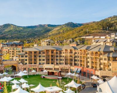 Vacation In Luxury! Ski-In/Ski-Out Resort! Pool! Hot Tub! - Park City