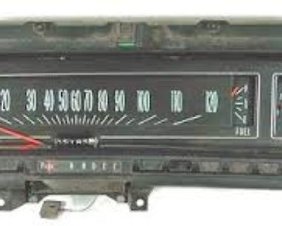 ISO/Wanted 70 non-ss sweep speedometer