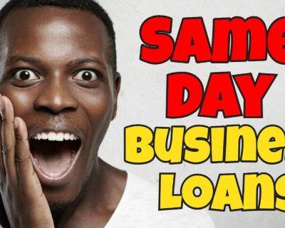 SAME DAY BUSINESS LOANS NO MINIMUM FICO