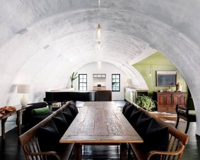 The Quonset - Large Unique home 1 mile to beach - Tiverton