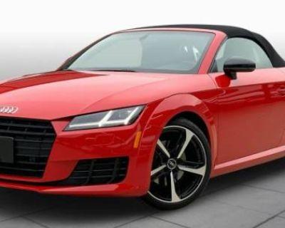 2018 Audi TT 2.0T