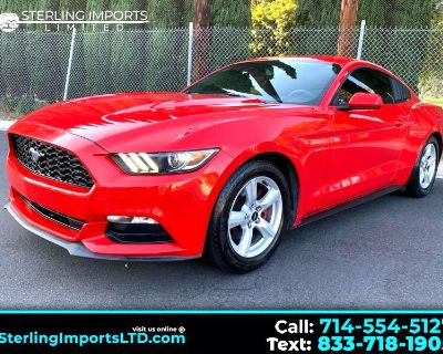 Used 2015 Ford Mustang V6 Coupe
