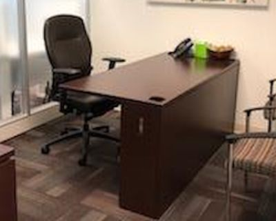 Private Office for 3 at Office Evolution - Raleigh Crabtree Valley Mall