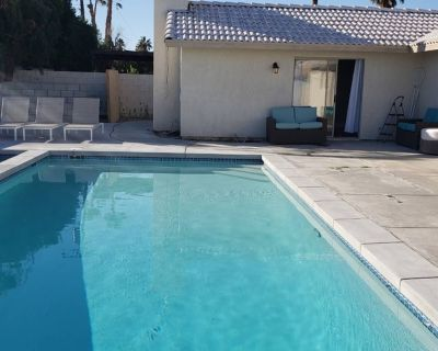Brand New Pool/Jacuzzy.1mile Fr Palm springs - Cathedral City
