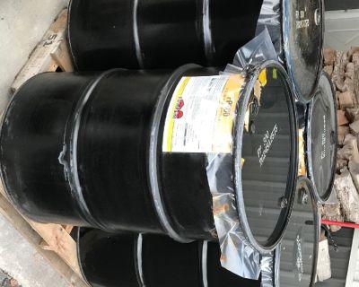 Black Acrylic fence paint