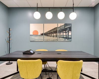 4 Person Conference Room in Newport News, Virginia Beach, VA