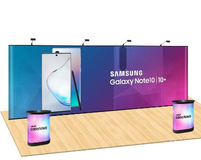 Attractive Trade Show Displays For Promotional Events