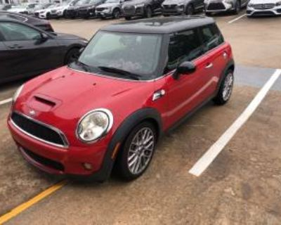 2009 MINI Cooper John Cooper Works Hardtop 2-Door
