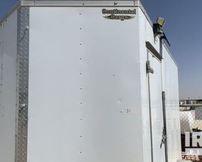 2016 Continental Cargo T/A Enclosed Utility Trailer