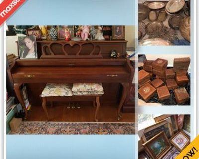 Rockville Downsizing Online Auction - Petersborough Drive